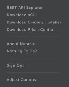 NutanixUserMenu2